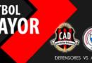Liga Cañadense de Fútbol – Resultados y Tabla de 1ra. y 4ta. División