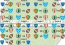 Liga Cañadense de Fútbol – Resultados 3ra. fecha y Tabla de Posiciones de 4ta. y 1ra.