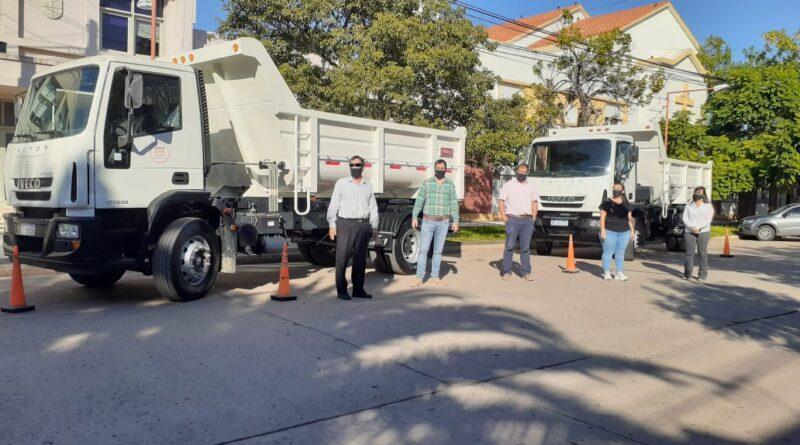 Armstrong: Nuevo equipamiento para la limpieza de la ciudad