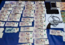 Cruz Alta: hecho de robo, 2 detenidos