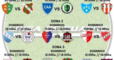 Liga Cañadense: Resultados y Tabla de 4ta. y 1ra. División