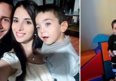 Cañada de Gómez: Les robaron el dinero para la operación de su hijo que padece una rara enfermedad